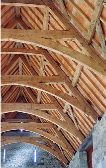 Traditional Timber Roof Trusses
